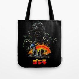 King of Monsters Tote Bag