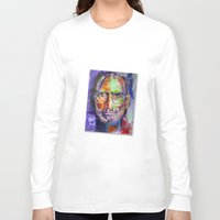 steve jobs Long Sleeve T-shirts featuring steve jobs by yossikotler