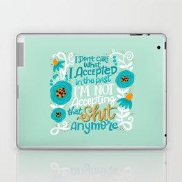 Sh*t People Say: I Don't Care... Laptop & iPad Skin