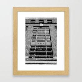 Soho XVIII Framed Art Print