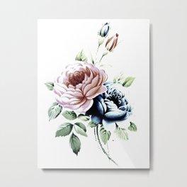 Vintage Rose 5 Metal Print