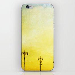 Coney Island Boardwalk iPhone Skin
