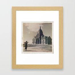 Burmese Memories #8 Framed Art Print