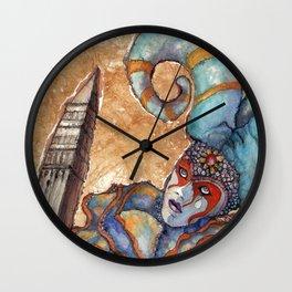 CIRCO DEL SOL Wall Clock