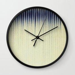 Monocrome Wall Clock
