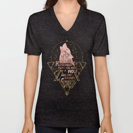 ACOWAR - You Are A Wolf Unisex V-Neck