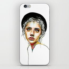 Out of the Shell iPhone Skin