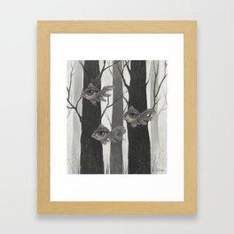 Insomnia Framed Art Print