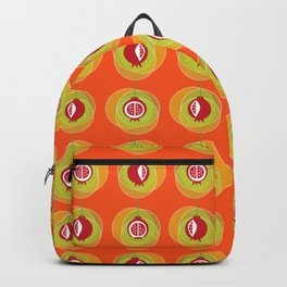 Pomegranage wind chime Backpack