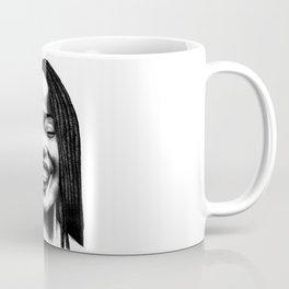 Never stop to smile. Coffee Mug