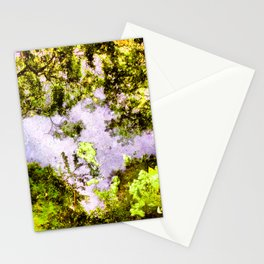 Jungle Algae Stationery Cards