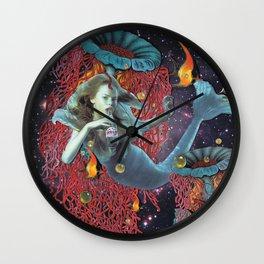 Holy Water Wall Clock