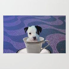 Pup in a Cup Rug