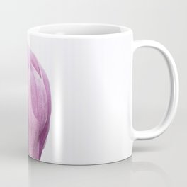 Minimal Purple Flower Coffee Mug