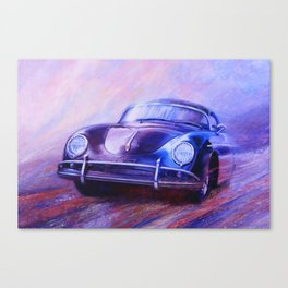 356 Speedster Canvas Print