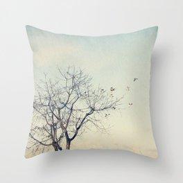 Perfect faith Throw Pillow