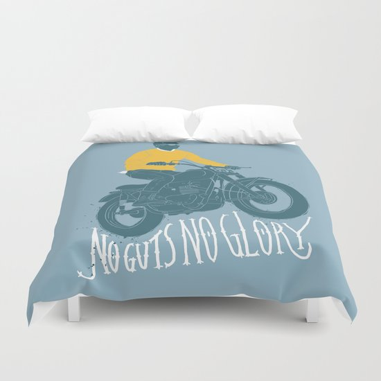mcqueen 955 + text Duvet Cover