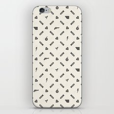 Life then Love then Death iPhone & iPod Skin