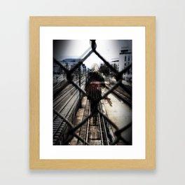 04.03.18 Mirage Framed Art Print
