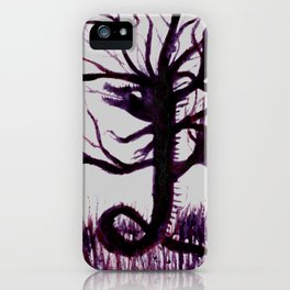 Dragon Tree iPhone Case