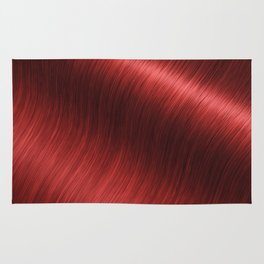 Hair care and coloring Rug