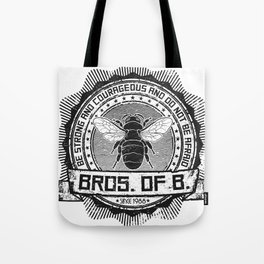 Bros. of B. Light Tote Bag