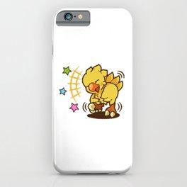 Star Chocobo iPhone Case