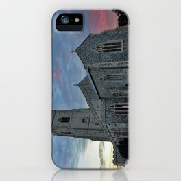 St Mary's Church Happisburgh iPhone Case