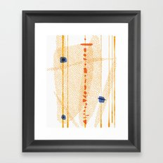 Some days are just like that | Modern and Happy Art Framed Art Print
