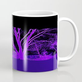 Through a Forest Wilderness Coffee Mug
