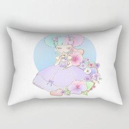 Sugary Tea Time Rectangular Pillow