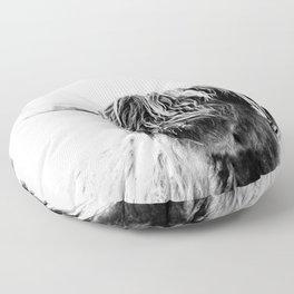HIGHLAND CATTLE FRIDA Floor Pillow