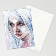 creepychan on moleskine Stationery Cards