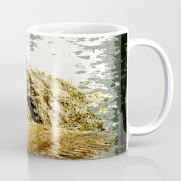 Dirt-bike Racer Coffee Mug