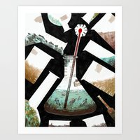 science Art Prints featuring Science! by Joe Lillington