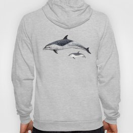 Pantropical spotted dolphin Hoody