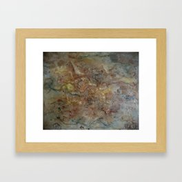 Abstract 1 Framed Art Print