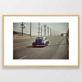 Boyle Heights Bound Framed Art Print