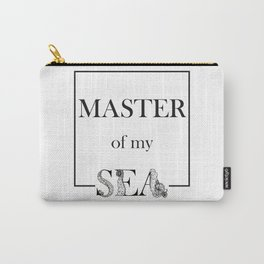 Master of my Sea Carry-All Pouch
