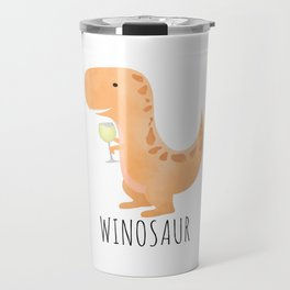 Winosaur | White Wine Travel Mug