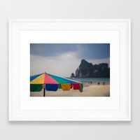 thailand Framed Art Prints featuring Thailand by Tosha Lobsinger is my Photographer