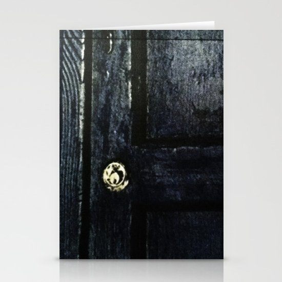 Doctor Who: Who has the Tardis key? Stationery Cards