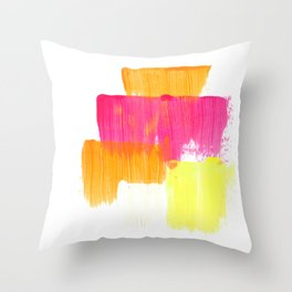 Time Change Throw Pillow