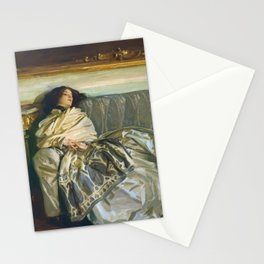 John Singer Sargent Nonchaloir (Repose) 1911 Stationery Cards