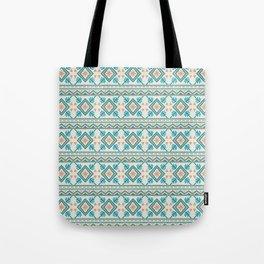 Aztec Pattern II Tote Bag