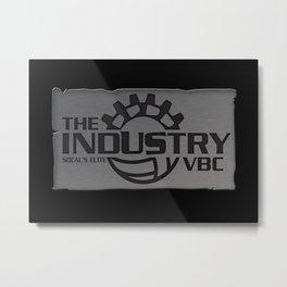 IndustrySteel 5x7 Metal Print