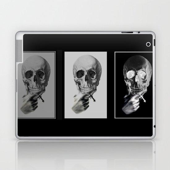 skull#05 Laptop & iPad Skin