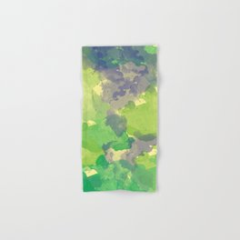 Abstract painting X 0.4 Hand & Bath Towel