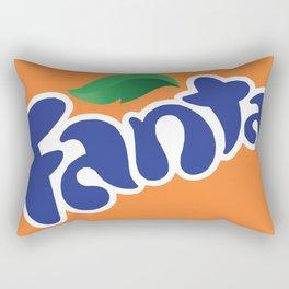 Fanta Rectangular Pillow
