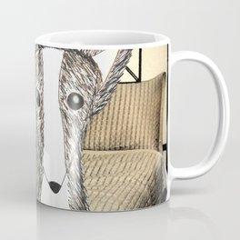 Coyote in My Hotel Room Coffee Mug